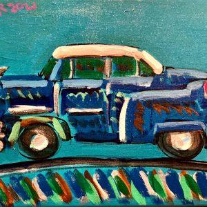 FRANK ROMERO '53 Cadillac