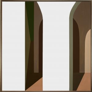 HELEN LUNDEBERG Arches IV