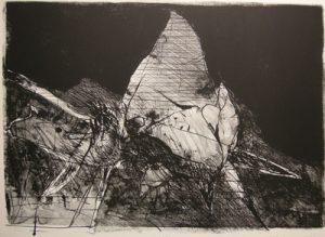 NATHAN OLIVEIRA Duccio's Dream