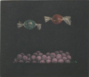 TOMOE YOKOI Grapes and Candy