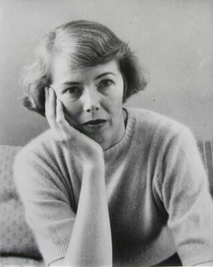 LOU JACOBS JR Helen Lundeberg Portrait
