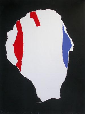 EMERSON WOELFFER Homage a Duchamp