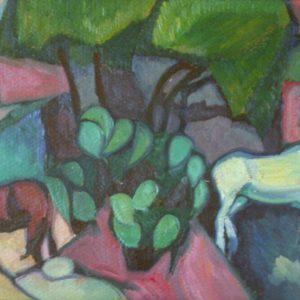 PETER KRASNOW Memory of a Landscape