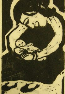 LETTE VALESKA Mother and Baby