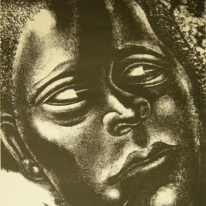 DAVID ALFARO SIQUEIROS Negra - Dama Negra*