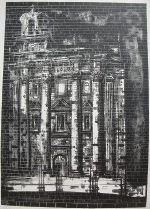 EUGENE BERMAN Nocturnal Cathedral
