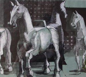 HOWARD WARSHAW Pepa's Horse: Multiples