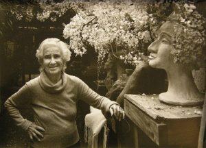 HELLA HAMMID Portrait of Lette Valeska