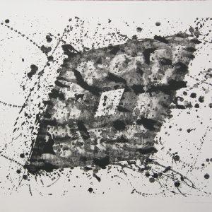 SAM FRANCIS Untitled     Consg at Davidson Gallery Nov2019