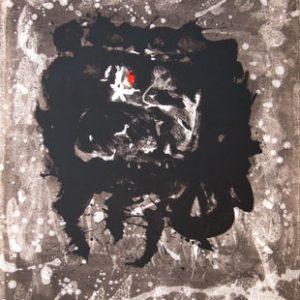 ADJA YUNKERS Untitled (Salt V)