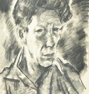 PETER KRASNOW Self Portrait