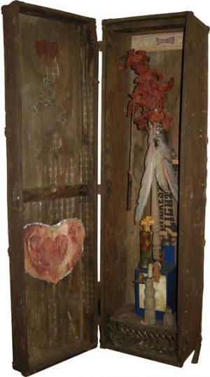 GORDON WAGNER Shrine Box