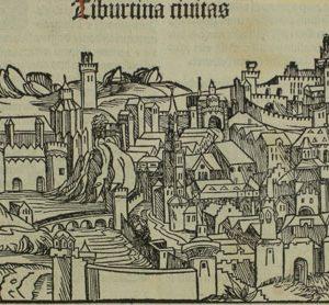 UNKNOWN UNKNOWN Tiburtina Rivitas (View of the Tiber)