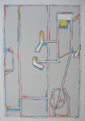 CRAIG KAUFFMAN Untitled - State II