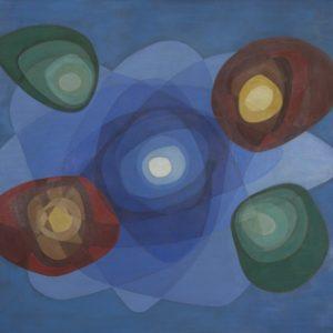 OSKAR FISCHINGER Abstraction #17