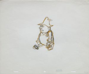JULES ENGEL Alvin Show: Old Macdonald Carrying Pails (from Old Macdonald Cha Cha Cha)