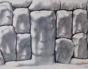 JOHN WARD MCCLELLAN Brick Wall
