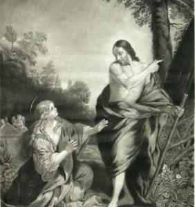 JOHN MURPHY Christ Appearing to Mary in the Garden