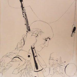 DAVID STONE MARTIN Clarinetist