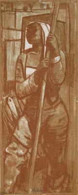 PHIL DIKE Fisherman