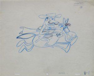 JULES ENGEL Format Films: Cowboy on Horse