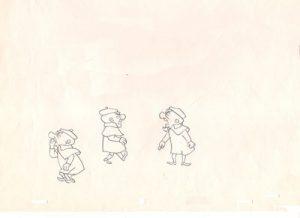 JULES ENGEL Mr. Magoo: Character Drawings
