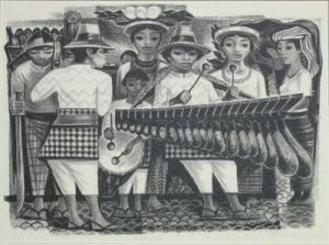 PHIL PARADISE Marimba