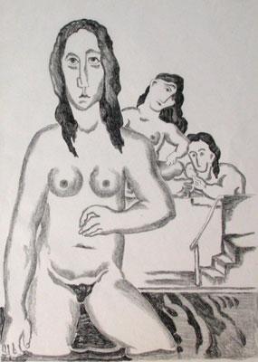 PETER KRASNOW Mikvah (Ritual Bath)
