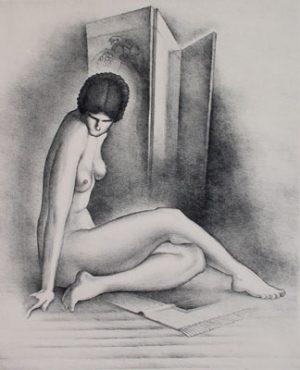 EUGENE SPEICHER Nude