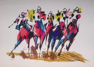 NOEL QUINN Racehorses