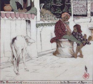 HELEN HYDE The Sacred Calf
