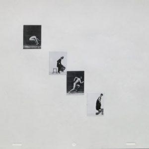 JULES ENGEL Villa Rospigliosi: Muybridge Sequence